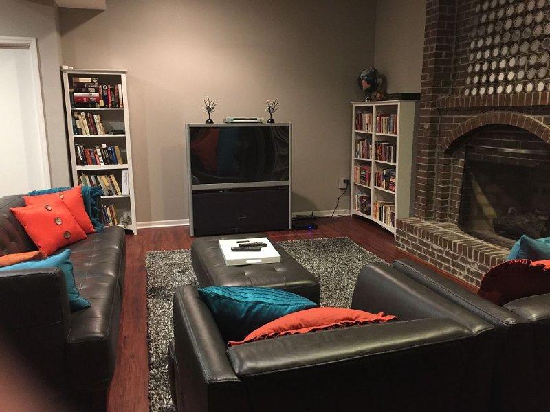 Furnished Apartment In Quiet Tree-Filled Lenexa Neighborhood, aluguéis de temporada em Olathe