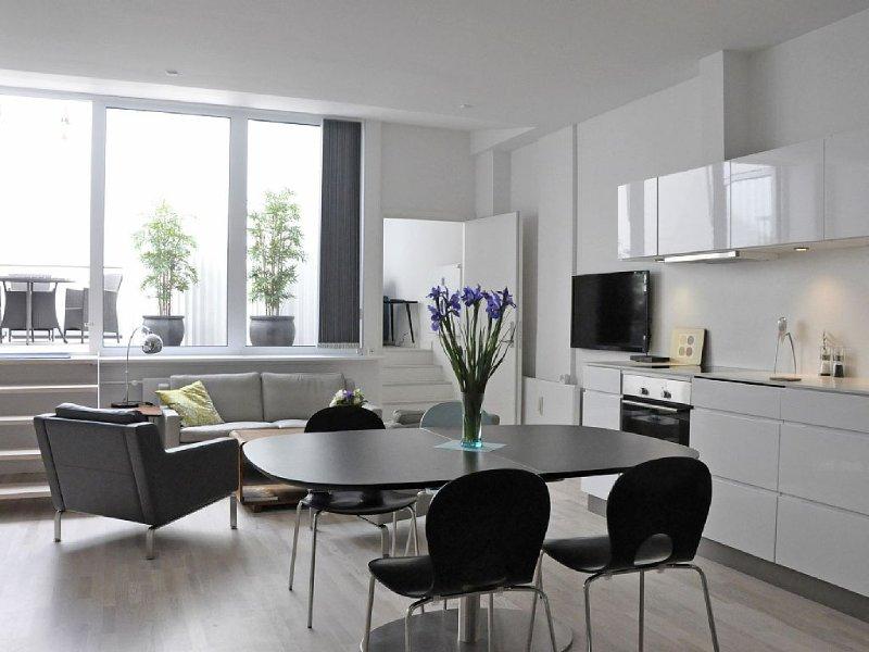 City Apartment in Kopenhagen mit 1 Schlafzimmern 2 Schlafplätzen, Ferienwohnung in Kopenhagen