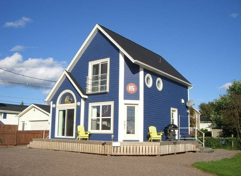 4 Star Property On Summerside's Boardwalk Only 59 Steps To The Beach! – semesterbostad i Bedeque