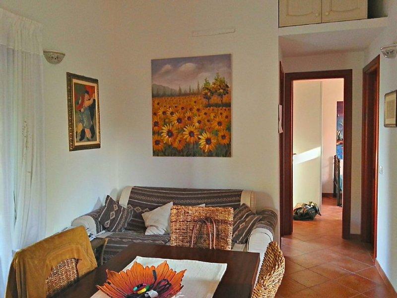 VILLETTA CON AMPIO GIARDINO E PRATO VERDE, holiday rental in San Teodoro