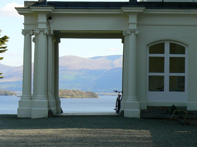 Luxury historic lakefront mansion and estate in truly stunning setting, holiday rental in Killarney