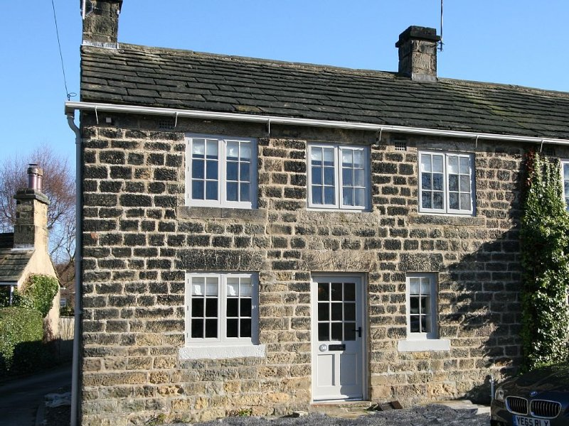 Luxury Grade 2 listed Yorkshire cottage close to open countryside & Harrogate, holiday rental in Spofforth