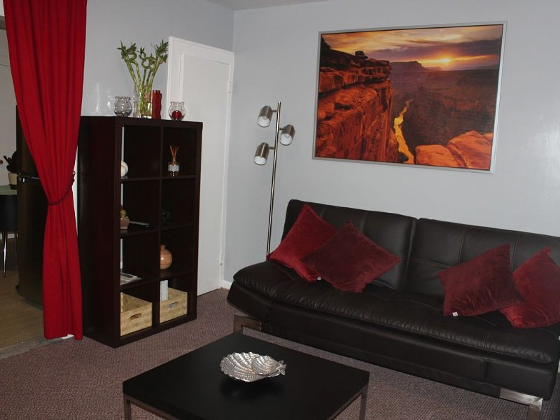 appartement pour 4 ou 6 personnes 20 minutes de Time Square, Central Park etc, vacation rental in Queens