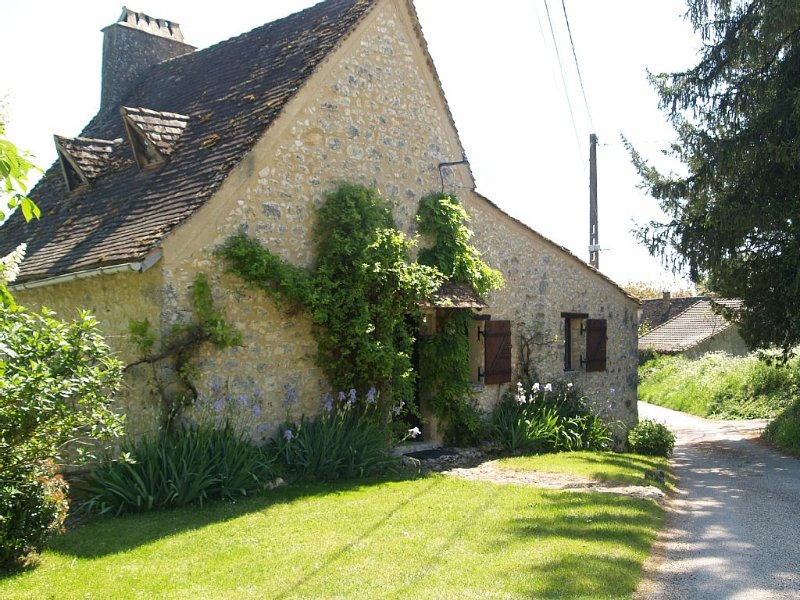 Beautiful Perigordian Farmhouse with Private Pool, holiday rental in Naussannes
