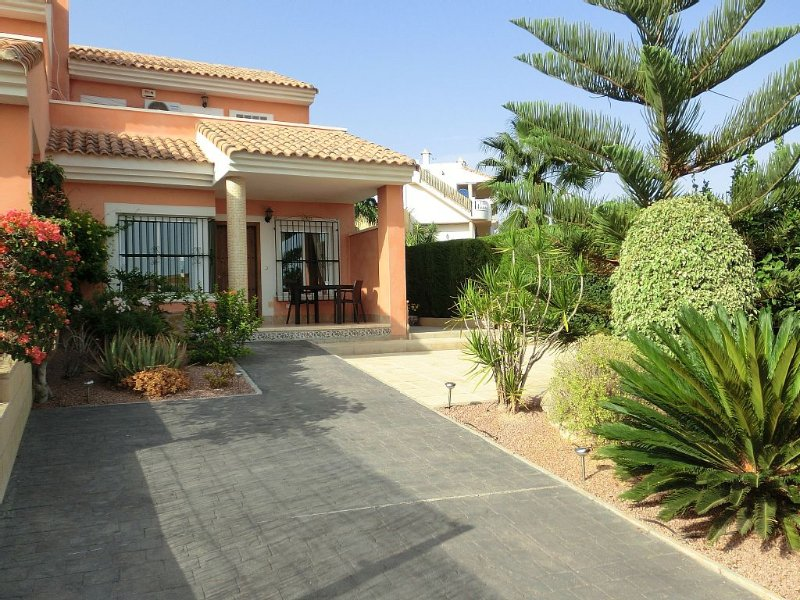 Lovely house near El Campello, holiday rental in Campello