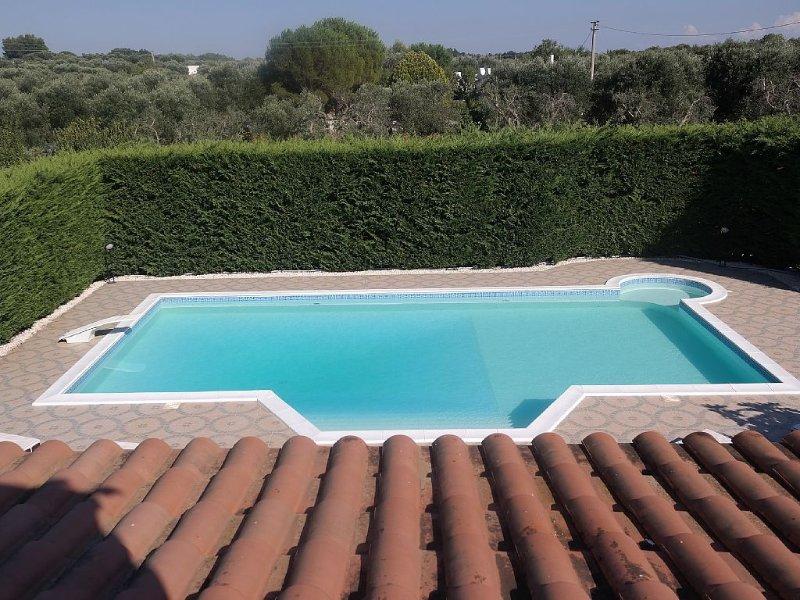 Private Swimming Pool 12m x 6m