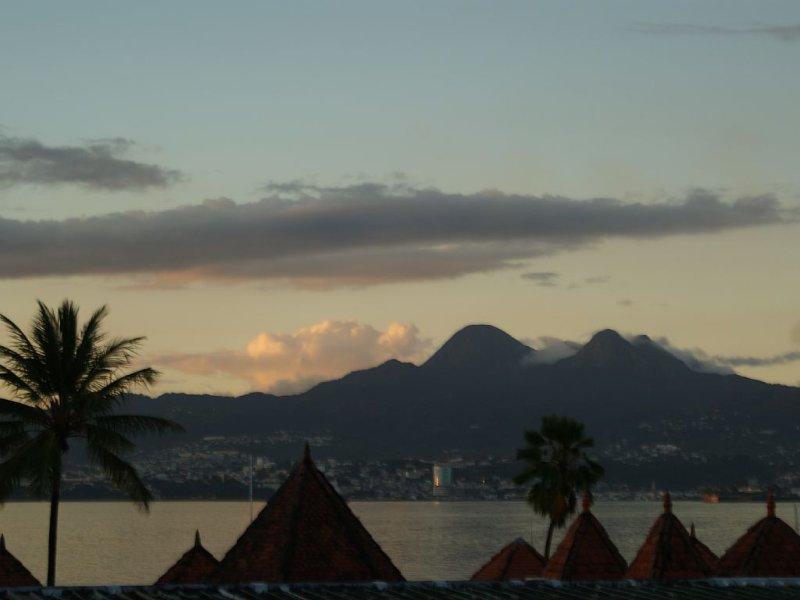 Charme, confort, luxe et paix à deux pas de la mer et les animations de vacance, location de vacances à Trois-Îlets