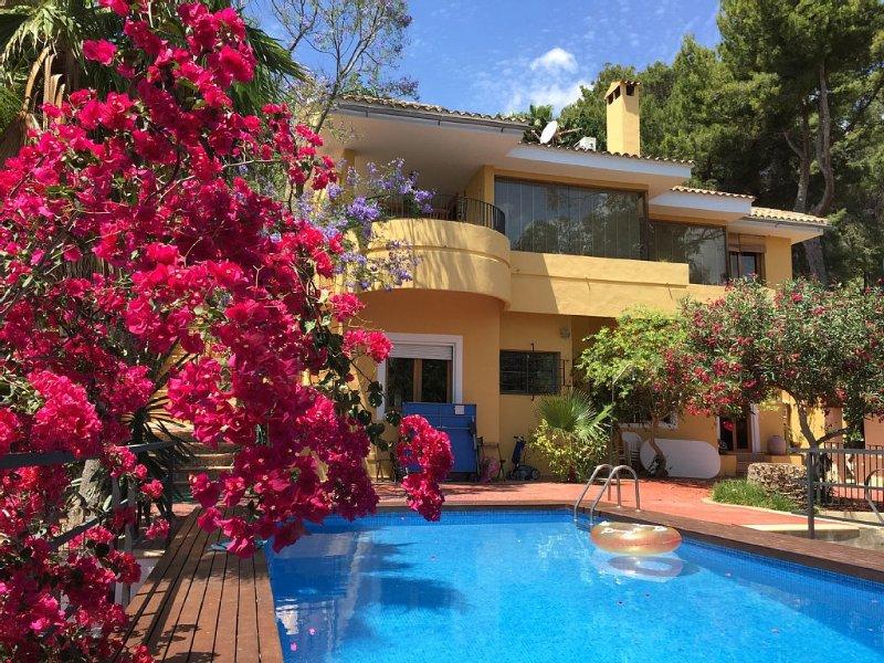 VILLA EN ISLA DE MALLORCA LA BUENA VIDA., alquiler de vacaciones en Palmanova