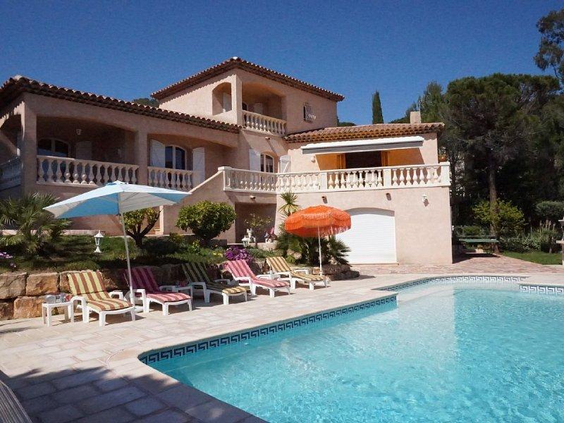 House / Villa - SAINT RAPHAEL, holiday rental in Saint-Raphael