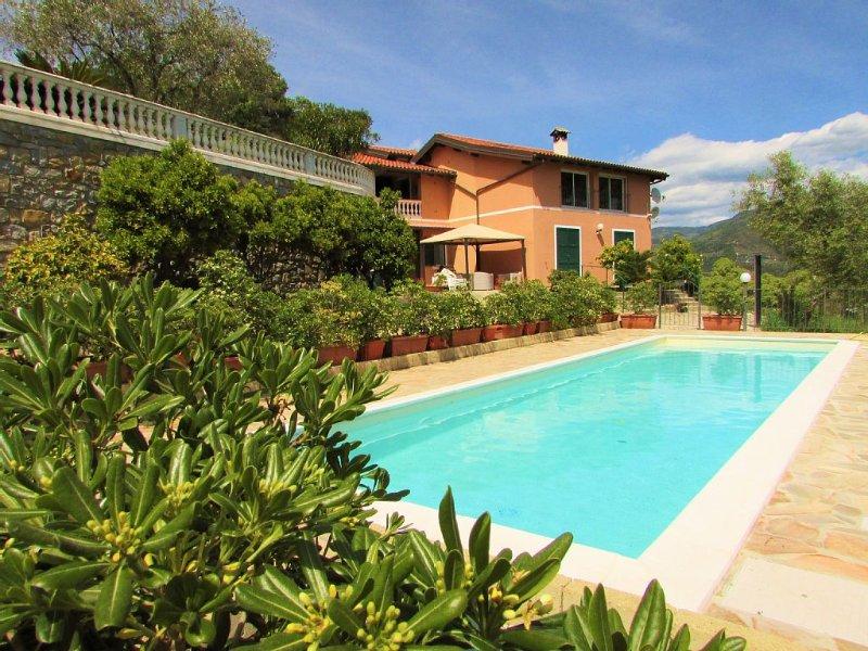 DOLCEACQUA HOLIDAY HOUSE  TRA ULIVI SECOLARI E VISTA    SUL MARE, holiday rental in Castel Vittorio