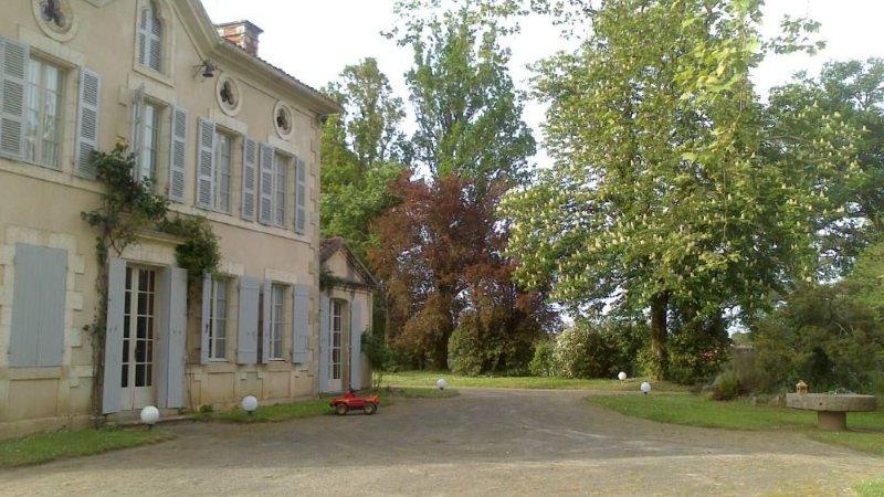 Grande maison de famille, holiday rental in Cassen