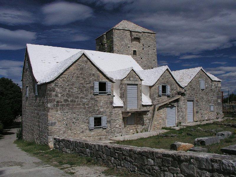 Skrip museum of the island