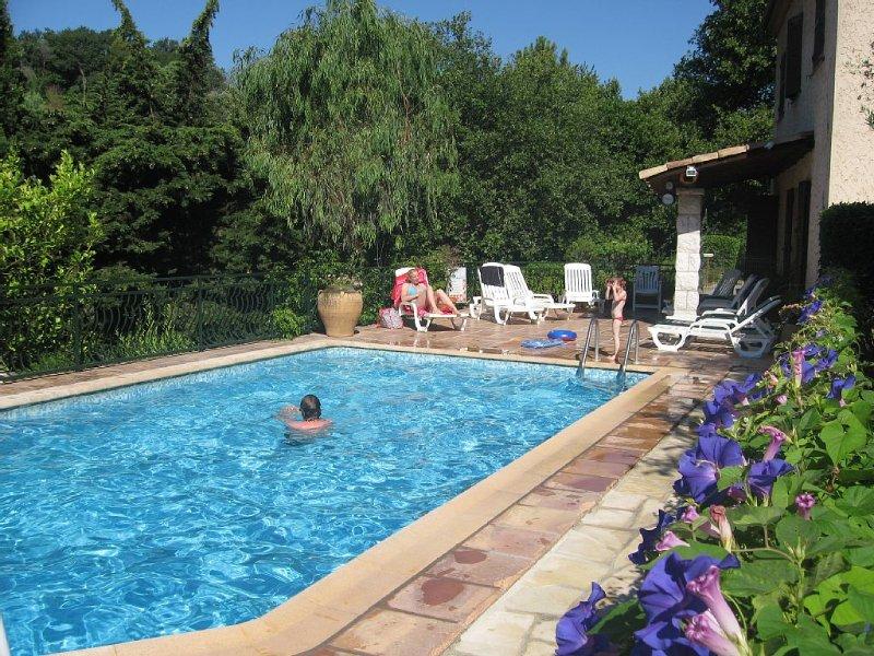Studio 25 m² idéalement situé pour visiter la cote d'azur, alquiler de vacaciones en Cagnes-sur-Mer
