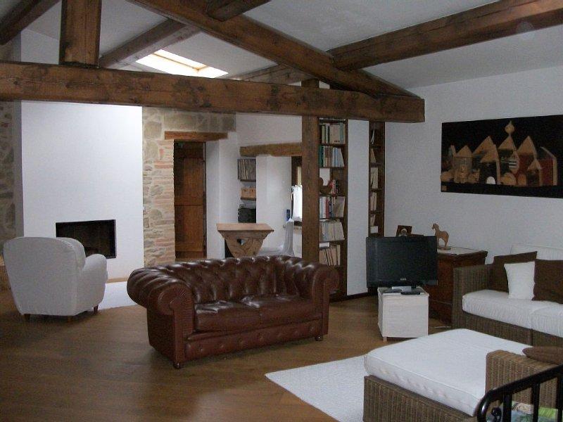 ANTICO CASALE A URBINO. Vacanze tra arte e natura., Ferienwohnung in Monte Grimano Terme