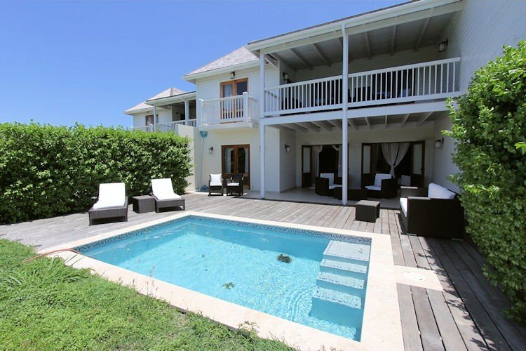 Luxury Villa In Exclusive Non-Such Bay Resort, holiday rental in Seatons