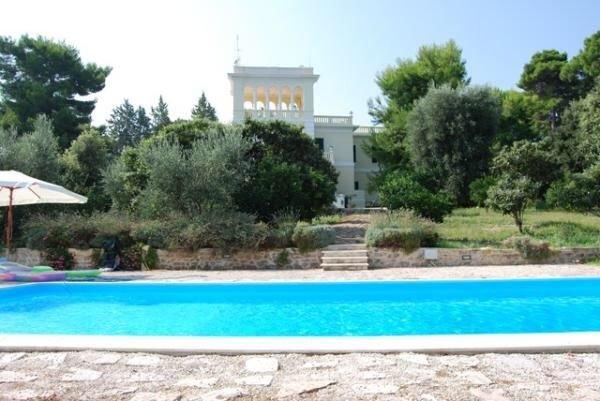 puglia  Gargano Rodi Garganico casa con parco e piscina privata,  internet wi-fi, vacation rental in Province of Foggia