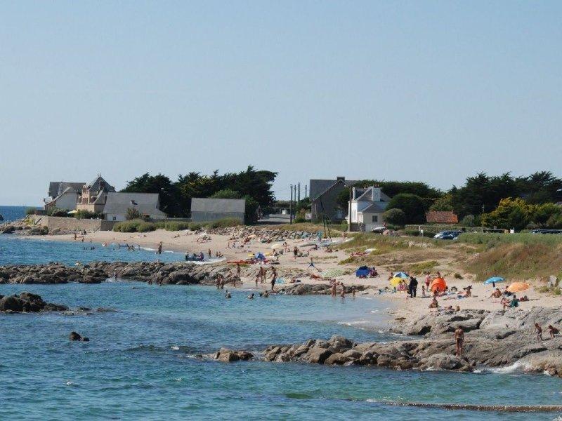 Grand T2 face mer à Piriac sur Mer, location de vacances à Piriac-sur-Mer
