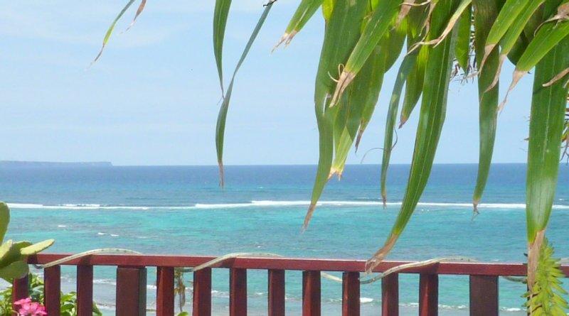 Le Moule, Morel, location de charme, accès direct plage et parcours de santé., vacation rental in Le Moule