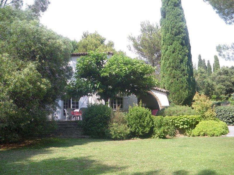 Villa mer 8mn à pied à Cabasson, Bormes-les-Mimosas – semesterbostad i Bormes-Les-Mimosas