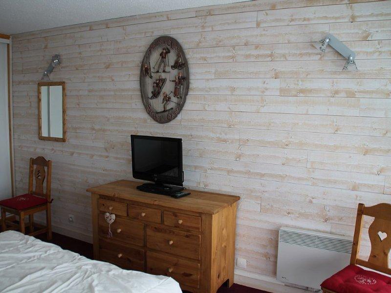 Superbe appartement Triplex, aluguéis de temporada em Les Menuires