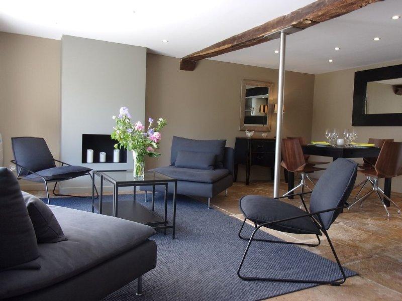 LE CLOS CACHÉ- Maison calme avec jardin -, alquiler de vacaciones en Beaune