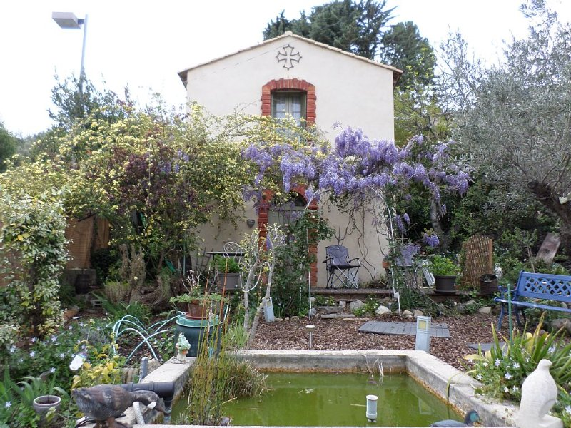 mazet Clermont l'Hérault, holiday rental in Clermont l'Herault