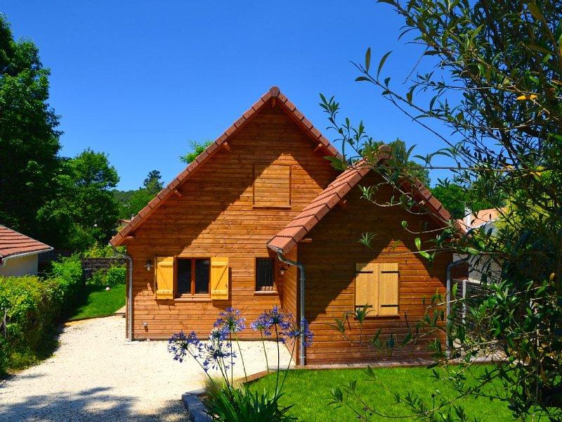 Maison récente en bois presqu'île du Cap Ferret, holiday rental in Lege-Cap-Ferret