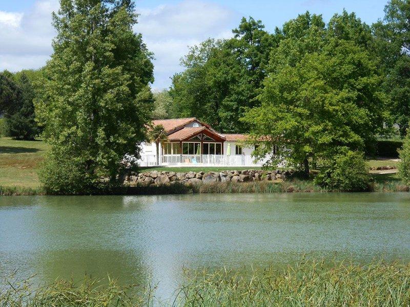 Le Roc de Montcheuil, vakantiewoning in Puyrenier