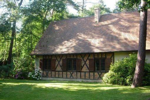 Location maison de caractère à colombages au calme, non isolée, holiday rental in Quiberville