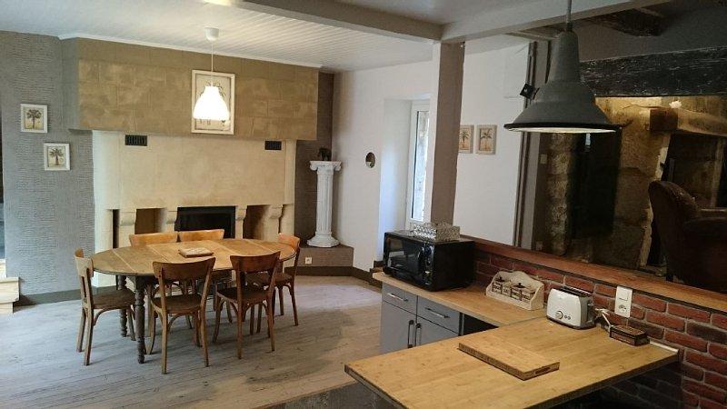 'LA ROCA' charming village house, location de vacances à La Roque-Gageac