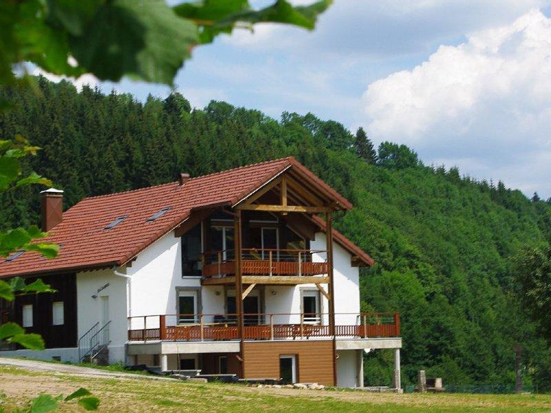 Gîte avec Sauna dans ancienne ferme +/-300 m², vacation rental in La Bresse