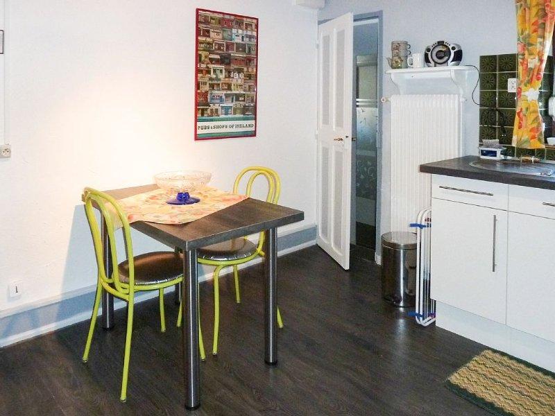 Appartement tout équipé, couple, centre-ville, proximité parc, Gérardmer, location de vacances à Gérardmer