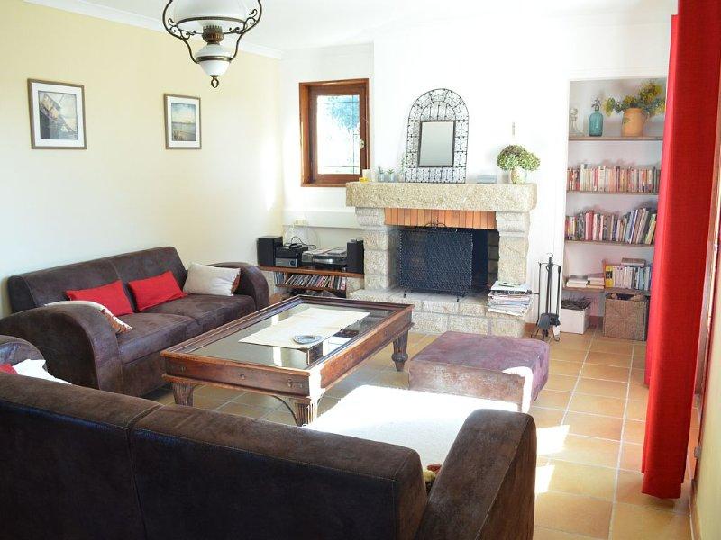 Maison spacieuse, Sables d'or, tout confort, bord de mer, calme et bien exposée, casa vacanza a Pleherel-Plage-Vieux-Bourg