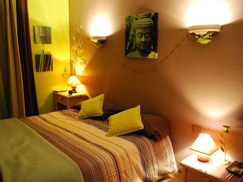 Maison, Balaruc Les Bains, Calme, à 3,5Km du centre ville et à 7km De La Mer, holiday rental in Balaruc-le-Vieux