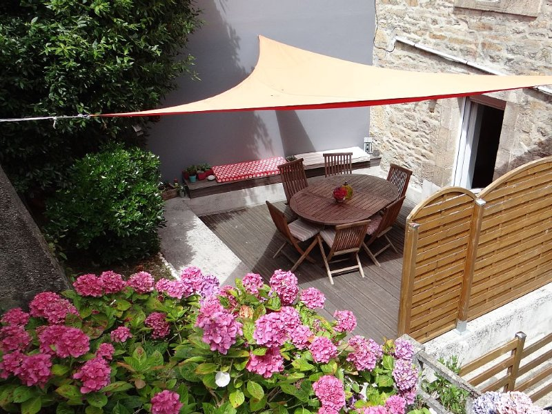 APPARTEMENT CENTRE AUDIERNE, vacation rental in Finistere