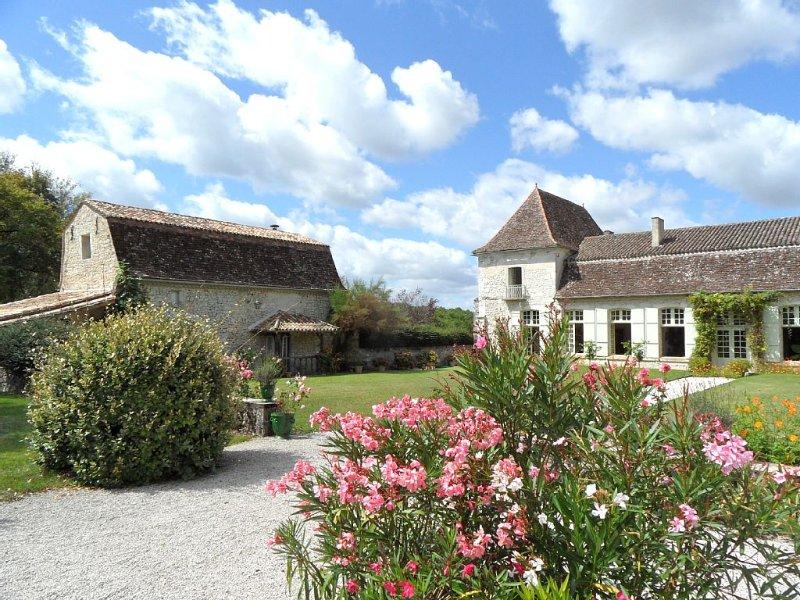Gite du Château de La Grèze (Périgord – Dordogne), vacation rental in Cahuzac