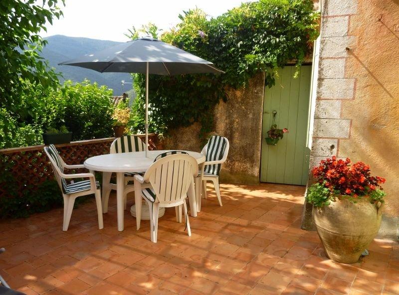 Maison près des Gorges, idéale pour la détente, holiday rental in Vieussan