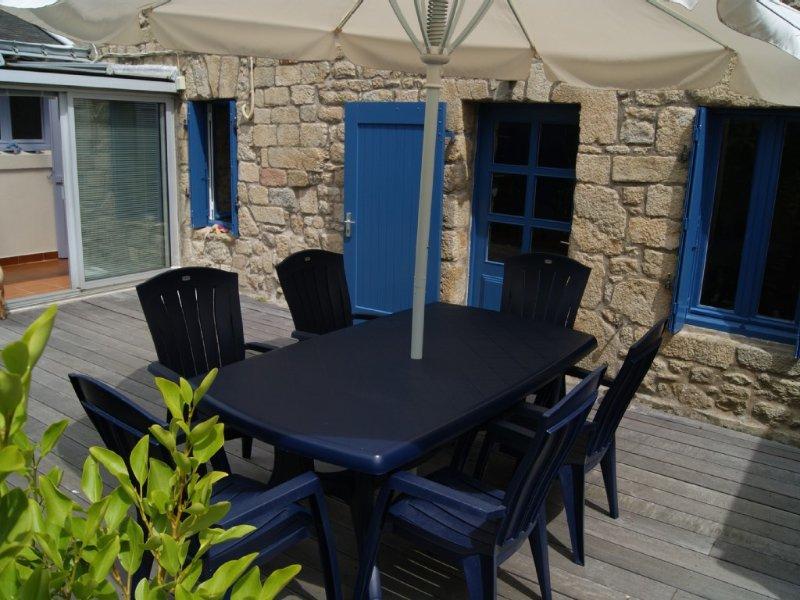 Maison typique à Etel, location de vacances à Morbihan