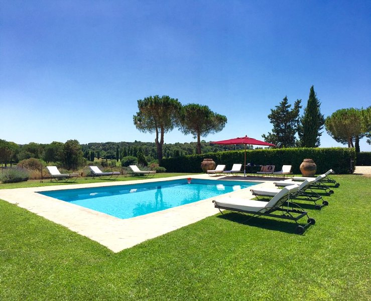 Rome Country House - Golf & Swimming pool, casa vacanza a Santa Maria delle Mole