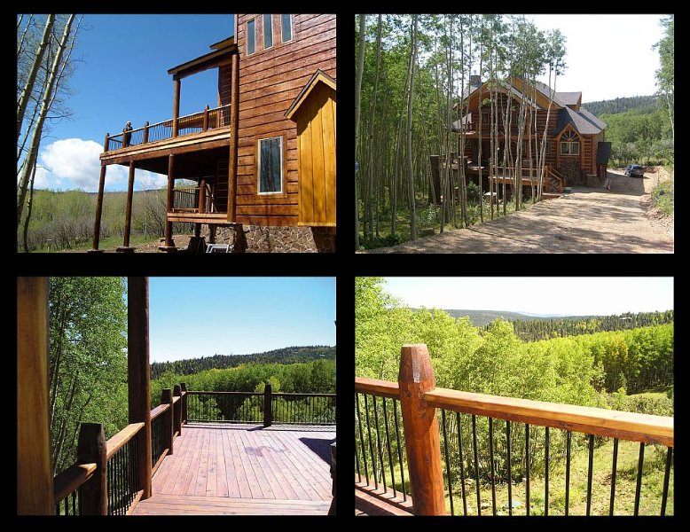 Angel Fire Villa - Your Perfect Vacation Begins NOW......., holiday rental in Angel Fire