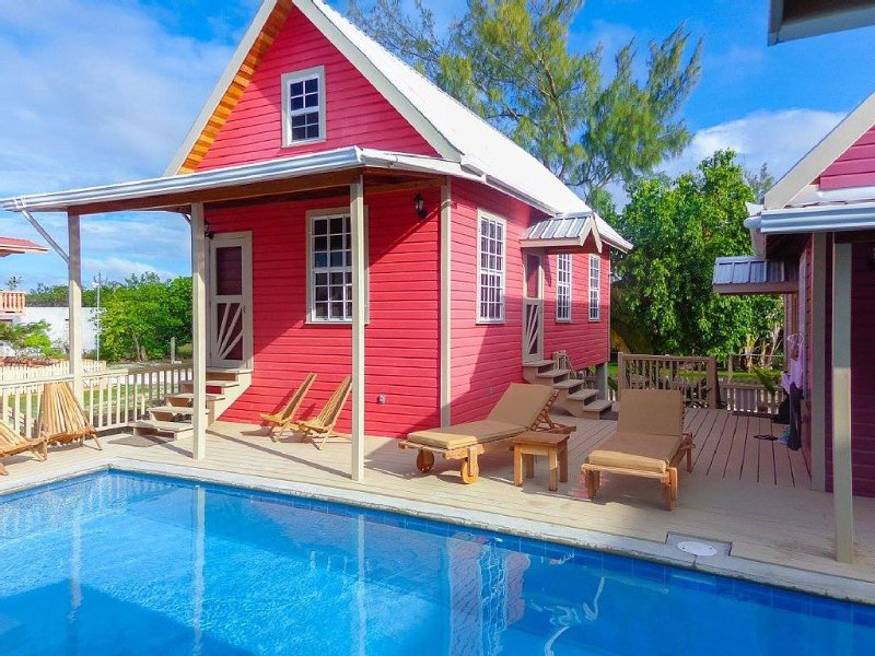 Coral Cottage at Low Caye Cottages 1 of 4 great cottages, holiday rental in Caye Caulker