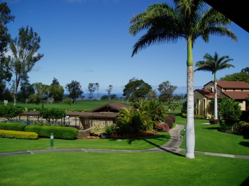EXTRA CLEAN! Great Sunset/Ocean View, Pools, Wifi, Family, $ SPECIAL, holiday rental in Kohala Coast