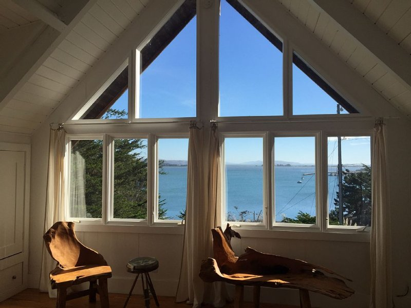 Amazing view!4bed/2bath and cottage!, vacation rental in Bodega Bay