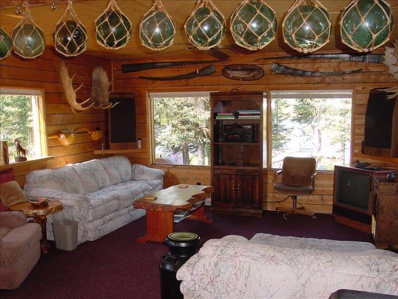 Moose River Resort  - 900 Sq.Ft. Ranch Chalet, Gazebo, Dock, alquiler vacacional en Sterling