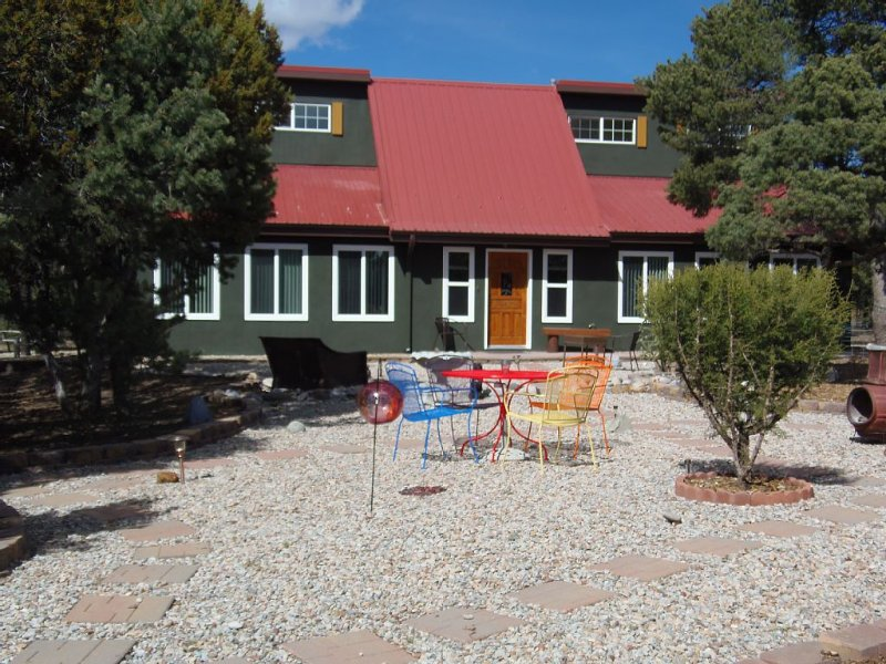 Mountain Majestic view, vacation rental in Tijeras