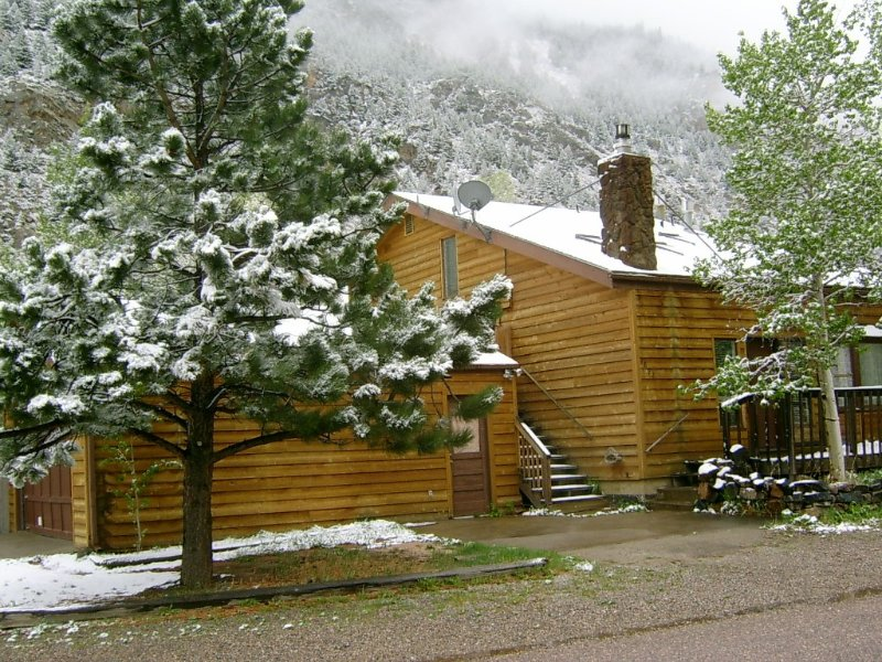 Clear Creek Retreat - Take a trip to the mountains, alquiler vacacional en Georgetown
