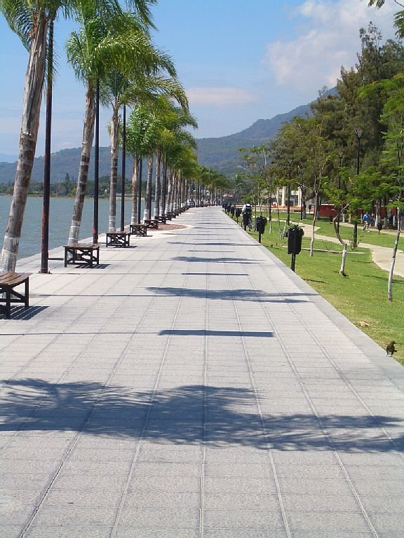 Take a stroll on the Malecon.