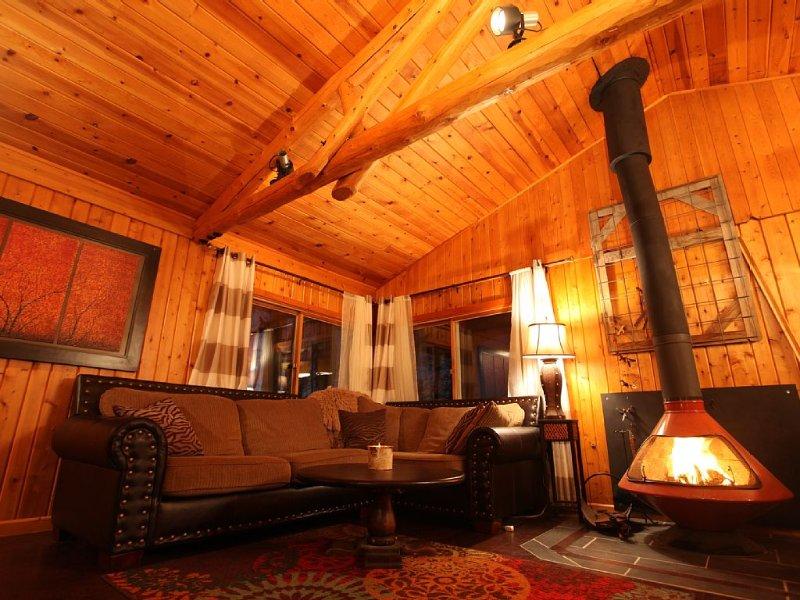 Up North Paradise On Pristine Sugar Lake, holiday rental in Deer River