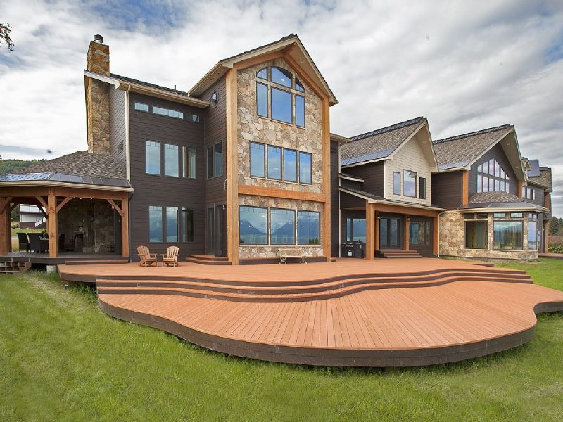 Alaska's Most Magical and Luxurious Property, vacation rental in Homer