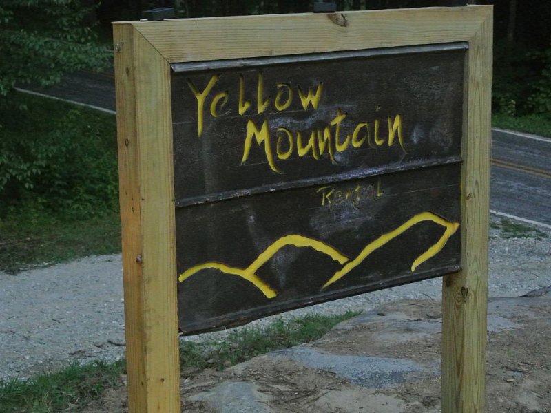 Yellow Mountain Rental, location de vacances à Fontana Dam